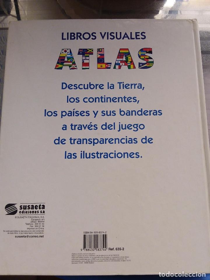 Libros antiguos: MI FANTASTICO LIBRO DE CUENTOS TRIDIMENSIONAL 1992+ Atlas visual de transparencias. Ed.Susaeta - Foto 10 - 117747799