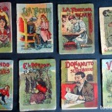 Libros antiguos: LOTE DE 8 CUENTOS DE CALLEJA, JUGUETES INSTRUCTIVOS SERIE XV VER FOTOS. Lote 175935557