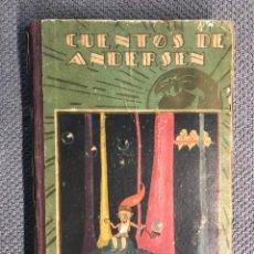 Libros antiguos: CUENTOS DE ANDERSEN, POR CRISTIAN ANDERSEN. EDITORIAL SATURNINO CALLEJA (A.1940). Lote 175936818