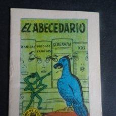 Libros antiguos: ANTIGUO CUENTO EL ABECEDARIO, TESORO DE CUENTOS BRUGUERA SERIE 30 Nº5, VER FOTOS. Lote 175937462