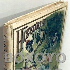 Libros antiguos: CUENTOS DE CALLEJA. HISTORIA DE UN REY TUERTO. ILUSTRACIONES DE M. ÁNGEL Y M. BRINGA. Lote 176038203