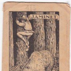 Libros antiguos: JAMINET - COL·LECCIO EN PATUFET Nº 542 - FOLCH I TORRES - CATALÀ. Lote 176070307