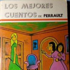Libros antiguos: LOS MEJORES CUENTOS DE PERRAULT - VARIOS. Lote 176191838