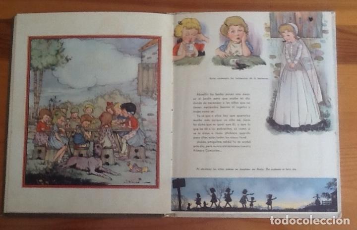 Libros antiguos: ANITA DIMINUTA, LA PRIMERA COMUNIÓN, DIBUJOS DE BLASCO, AÑOS 40 - Foto 2 - 176748115
