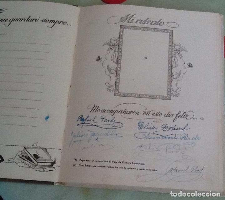 Libros antiguos: ANITA DIMINUTA, LA PRIMERA COMUNIÓN, DIBUJOS DE BLASCO, AÑOS 40 - Foto 4 - 176748115