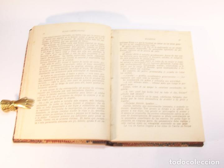 Libros antiguos: Malditos ( cuentos ). Elías Castelnuovo. Edit. Claridad. Buenos Aires. 1924. 125 pp. 19 x 13,5 cm. - Foto 4 - 176767405
