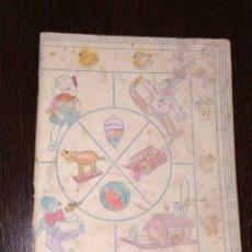 Libros antiguos: CUENTO PULGARCITA. EDICIONES ORVY SAN SEBASTIAN. MUY ANTIGUO. . Lote 176879204