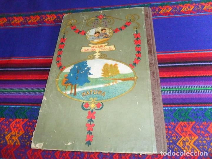Libros antiguos: BIBLIOTECA NATURA IDILIO LA GOLONDRINA DE MANUEL MARINEL-LO. DIBUJOS OPISSO. MUY RARO. - Foto 2 - 54739273