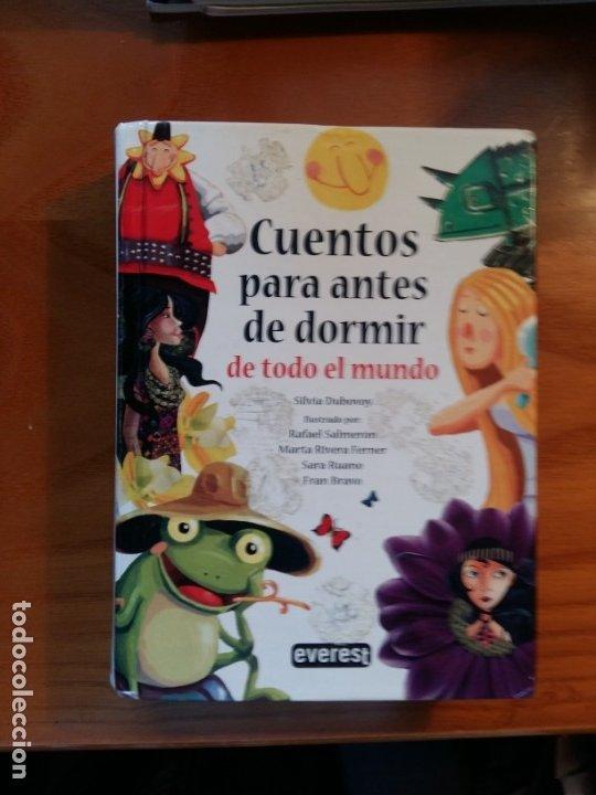CUENTOS PARA ANTES DE DORMIR. DE TODO EL MUNDO. (Libros Antiguos, Raros y Curiosos - Literatura Infantil y Juvenil - Cuentos)