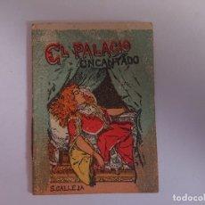 Libros antiguos: ANTIGUO MINI CUENTO DE CALLEJA - EL PALACIO ENCANTADO - ORIGINAL, LEER DESCRIPCIÓN. Lote 177016620