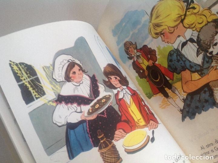 Libros antiguos: Nuevos cuentos de GRIMM ILUSTRACIONES MARÍA PASCUAL 1971 - Foto 3 - 177134547