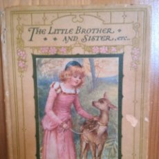 Libros antiguos: THE LITTLE BROTHER AND SISTER AND OTHER STORIES... GRIMM. Lote 177192337