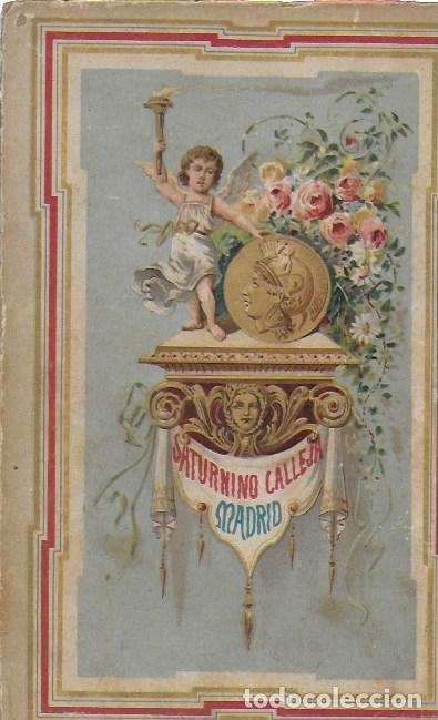 Libros antiguos: Cuentos de Andersen / Il. Huertas, Méndez-Bringa, Angel y Picolo. Madrid : Calleja, s.a. 23x15cm. - Foto 7 - 177403049