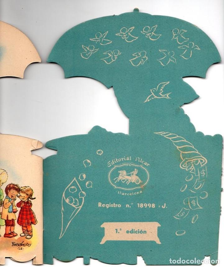 Libros antiguos: MARIUCA LA CASTAÑERA *** TEXTO Y DIBUJOS JUAN FERRÁNDIZ *** EDITORIAL VILCAR *** 1ª EDICIÓN - Foto 3 - 261141150