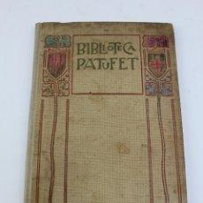 Libros antiguos: L-2979. CONTES PER A NOIS, M. MARINEL.LO. IL.LUSTRACIONS DE JUNCEDA. 1907. VOL.I. Lote 177490544