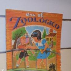 Libros antiguos: EN EL ZOOLOGICO - EDITORIAL SIGMAR. Lote 177629553