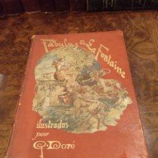Libros antiguos: FÁBULAS DE LA FONTAINE. Lote 178154163