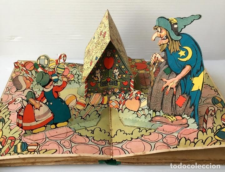 Libros antiguos: LOS ENANOS DEL BOSQUE Y EL REY NEPTUNO. WALT DISNEY. EDITORIAL MOLINO, 1935. - Foto 9 - 178325478