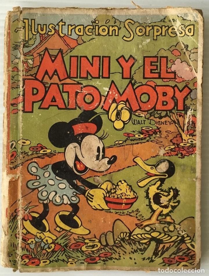 Libros antiguos: LOS ENANOS DEL BOSQUE Y EL REY NEPTUNO. WALT DISNEY. EDITORIAL MOLINO, 1935. - Foto 12 - 178325478