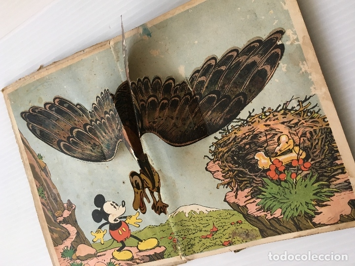 Libros antiguos: LOS ENANOS DEL BOSQUE Y EL REY NEPTUNO. WALT DISNEY. EDITORIAL MOLINO, 1935. - Foto 15 - 178325478