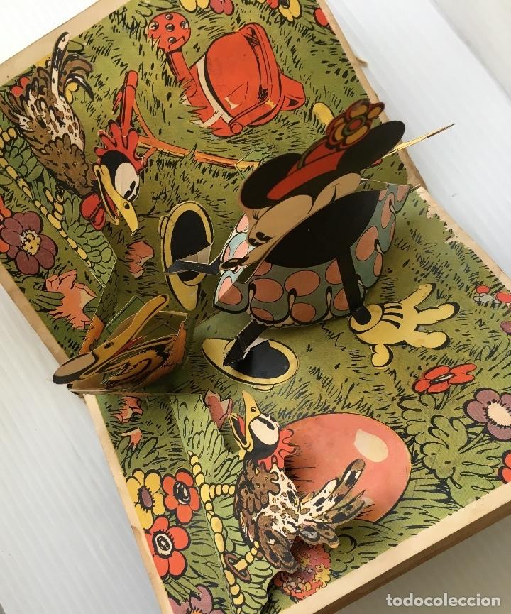 Libros antiguos: LOS ENANOS DEL BOSQUE Y EL REY NEPTUNO. WALT DISNEY. EDITORIAL MOLINO, 1935. - Foto 16 - 178325478