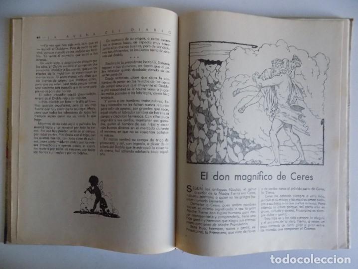 Libros antiguos: LIBRERIA GHOTICA. CUENTOS MARAVILLOSOS DE LA NATURALEZA.1943. FOLIO. MUY ILUSTRADO. - Foto 5 - 178335258
