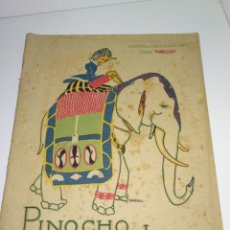 Libros antiguos: PINOCHO EN LA INDIA. CUENTOS DE CALLEJA. AÑOS 30. Lote 178718725