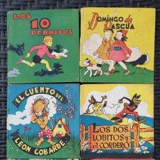 Libros antiguos: CUENTOS MOLINO . SEGUNDA SERIE COMPLETA Nº. 13 AL 24 1943. Lote 178728138