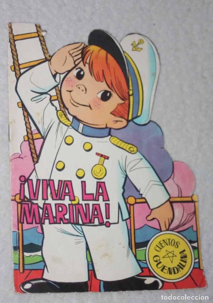CUENTO TROQUELADO, SERIE GUENDALINA, Nº41, (DIFICIL) TORAY (Libros Antiguos, Raros y Curiosos - Literatura Infantil y Juvenil - Cuentos)
