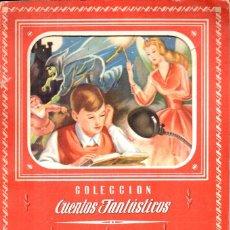 Libros antiguos: HÉROE DE CUENTO (CUENTOS FANTÁSTICOS ROMA, S.F.). Lote 178842853