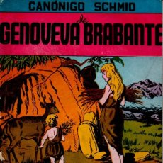 Libros antiguos: SCHMID : GENOVEVA DE BRABANTE (MAUCCI). Lote 178843027