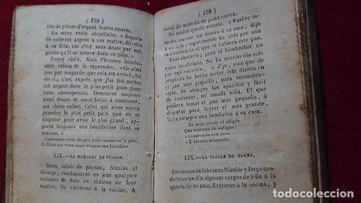 Libros antiguos: CUENTOS CUENTECITOS PARA NIÑOS Y NIÑAS POR CRISTOVAL SCHMID IMPRESO EN 1846 - Foto 8 - 178859208