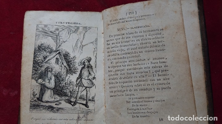 Libros antiguos: CUENTOS CUENTECITOS PARA NIÑOS Y NIÑAS POR CRISTOVAL SCHMID IMPRESO EN 1846 - Foto 9 - 178859208