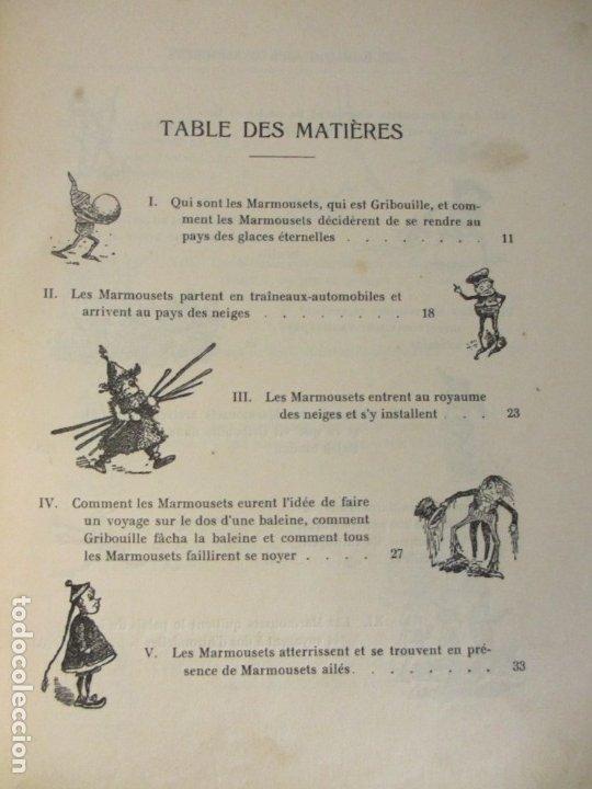 Libros antiguos: Le royaume des Marmousets. Editions Spes Lusanne - Foto 3 - 179048923