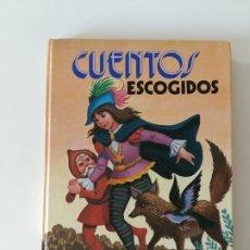 Libros antiguos: CUENTOS ESCOGIDOS XI.. Lote 179217063