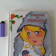 Libros antiguos: CUENTOS DE PERRAULT Nº6. ILUSTRACIONES MARIA PASCUAL.. Lote 179377343