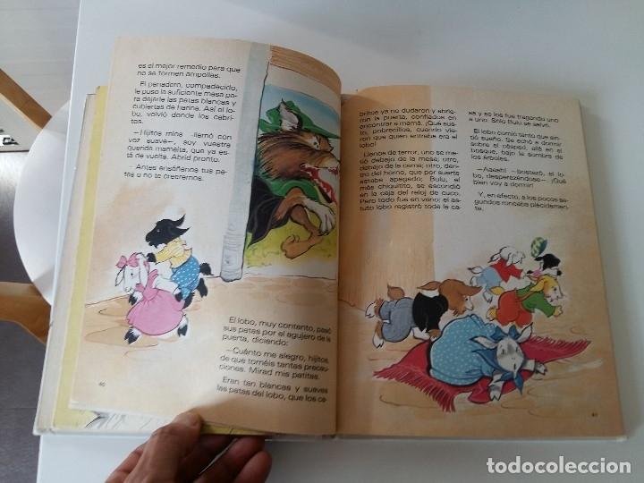 Libros antiguos: Cuentos de Perrault Nº6. Ilustraciones Maria Pascual. - Foto 4 - 179377343