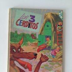 Libros antiguos: LOS TRES CERDITOS. EDITORIAL CULTURA Y PROGRESO 1975. Lote 179396386