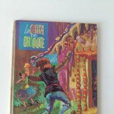 Libros antiguos: LA CASITA DE CHOCOLATE. CULTURA Y PROGRESO Nº8. Lote 179396718