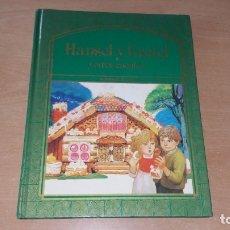 Libros antiguos: HANSEL Y GRETEL Y OTROS CUENTOS MONTENA 1982. Lote 180093385