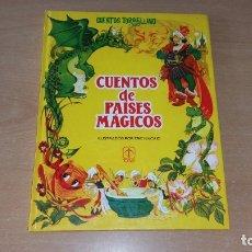 Libros antiguos: CUENTOS DE PAISES MAGICOS IL.ERIC KINCAID TORBELLINO TOMO 2 TORAY 1982. Lote 180094272