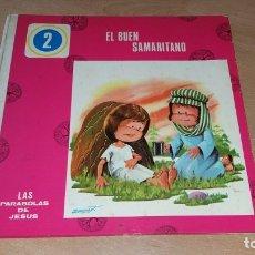 Libros antiguos: EL BUEN SAMARITANO IL. BEAUMONT ED. ROMAN 1967. Lote 180096246