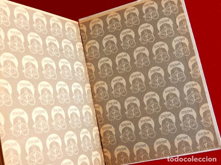 Libros antiguos: LA EPOPEYA DEL ORO. COLECCIÓN AMENUS - POR; F. PRADO Y TOMAS PORTO - CON ERROR - EDIT. CIES, AÑOS 50 - Foto 8 - 180196816