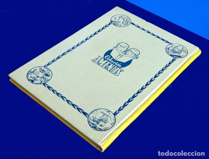 Libros antiguos: LA EPOPEYA DEL ORO. COLECCIÓN AMENUS - POR; F. PRADO Y TOMAS PORTO - CON ERROR - EDIT. CIES, AÑOS 50 - Foto 9 - 180196816
