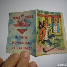 Libros antiguos: CUENTO DE CALLEJA .D.CASIMIRO CASCANUECES.-JUGUETES INSTRUCTIVOS .-SERIE XIII-TOMO Nº260 TINTES WIKI. Lote 180267310
