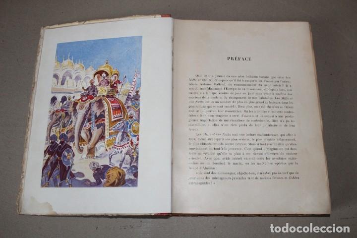 Libros antiguos: LES MILLE ET UNE NUITS DES FAMILLES CUENTOS TRADUCIDOS POR GALLAND. GARNIER 1923 (EN IDIOMA FRANCES) - Foto 3 - 180461277