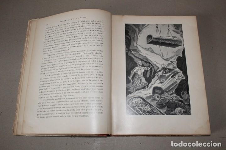 Libros antiguos: LES MILLE ET UNE NUITS DES FAMILLES CUENTOS TRADUCIDOS POR GALLAND. GARNIER 1923 (EN IDIOMA FRANCES) - Foto 4 - 180461277