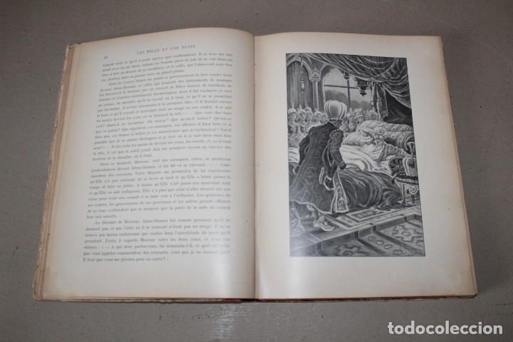 Libros antiguos: LES MILLE ET UNE NUITS DES FAMILLES CUENTOS TRADUCIDOS POR GALLAND. GARNIER 1923 (EN IDIOMA FRANCES) - Foto 5 - 180461277