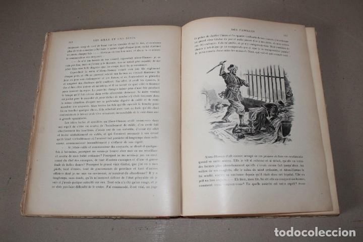 Libros antiguos: LES MILLE ET UNE NUITS DES FAMILLES CUENTOS TRADUCIDOS POR GALLAND. GARNIER 1923 (EN IDIOMA FRANCES) - Foto 6 - 180461277