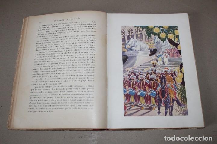 Libros antiguos: LES MILLE ET UNE NUITS DES FAMILLES CUENTOS TRADUCIDOS POR GALLAND. GARNIER 1923 (EN IDIOMA FRANCES) - Foto 7 - 180461277